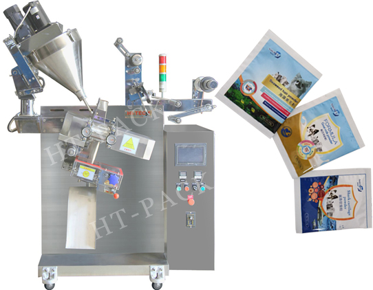 高速粉末包装机 一段辊筒包装机 高达1