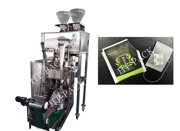 多物料茶叶包装机 混合粉末过滤袋包装机