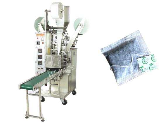 茶叶包装机 全自动袋泡茶包装机 带线兼标签