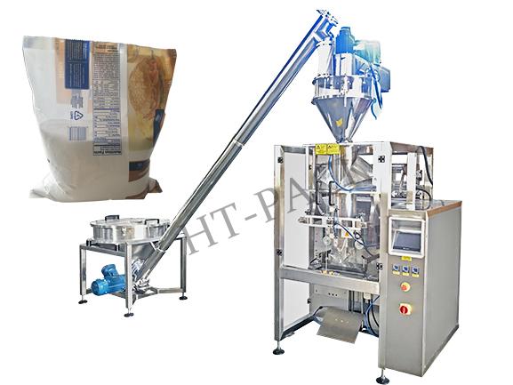 小袋面粉包装机 10公斤腻子粉包装机