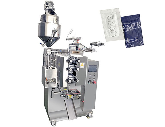 <b>全自动膏霜包装机 袋装膏体包装机 高速度高精度</b>