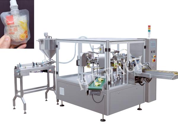 吸嘴酱料包装机的应用范围 吸嘴酱料包装机有哪些特点