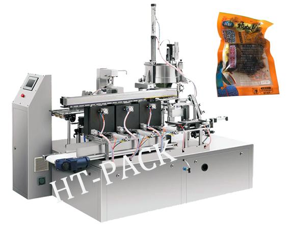 一起来看看这款全自动鸡枞菌包装机的介绍