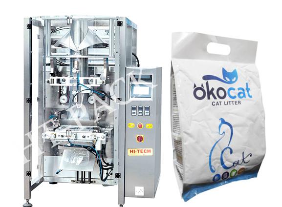 袋装猫粮包装机