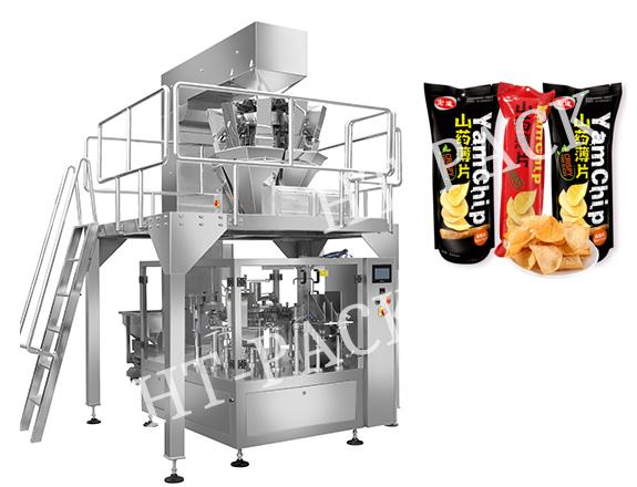 冻干食品包装机